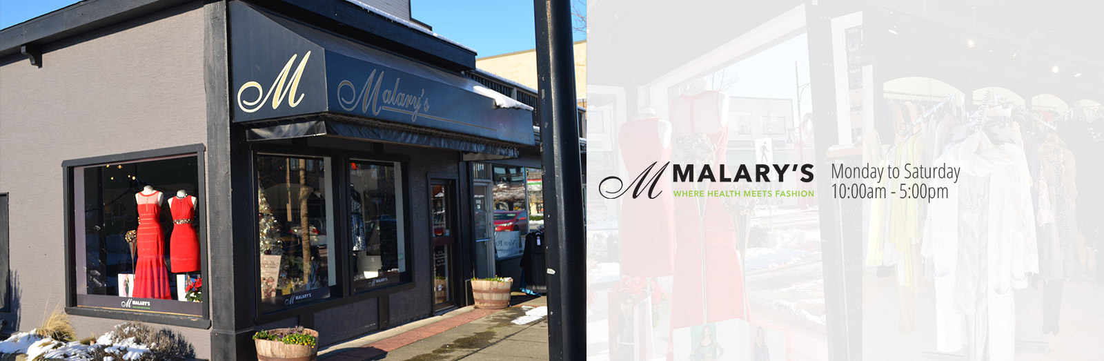 Malary's Fashion in Cloverdale
