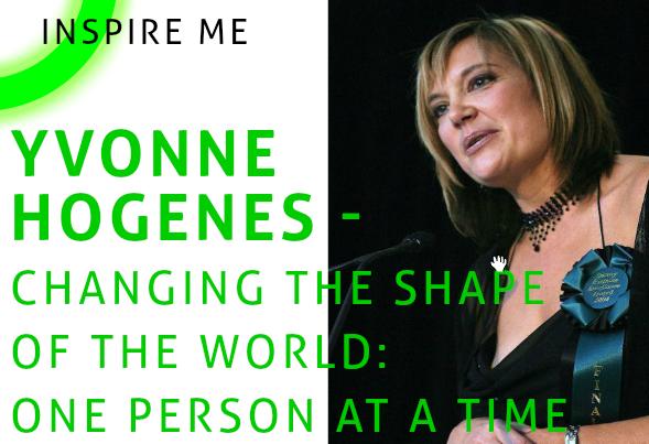 Inspire Me PowHERhouse article on Yvonne Hogenes