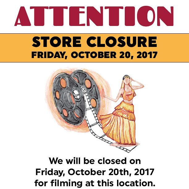 Malary's store closure Oct 16, 2017